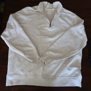 (3 for 16) zip front Sweater - Size XL